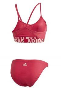 adidas Performance - BEACH BIKINI - Bikini - pink - 11