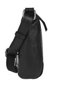 FREDsBRUDER - EASY PEASY - Across body bag - black - 3