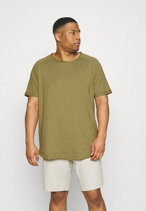 KAS TEE - Basic T-shirt - dried herb