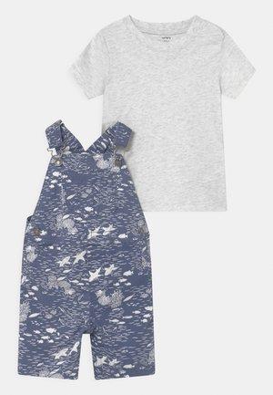 SET - Camiseta básica - dark blue