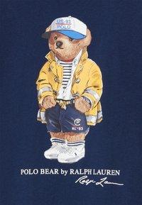 Polo Ralph Lauren - Triko spotiskem - newport navy - 3