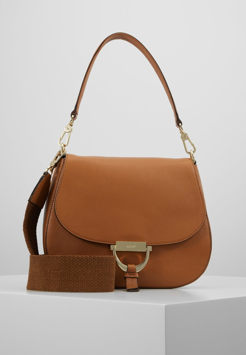 Abro - Handbag - cuoio