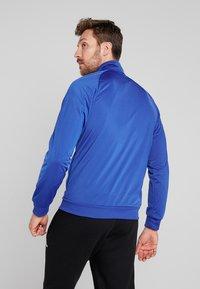 adidas Performance - CORE ELEVEN FOOTBALL TRACKSUIT JACKET - Chaqueta de entrenamiento - blue/white - 2