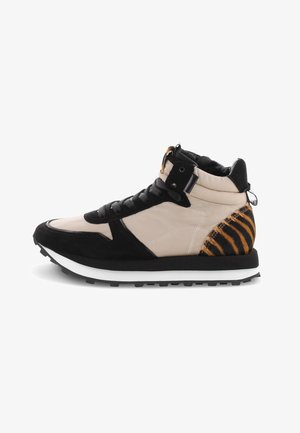 HERO - High-top trainers - taupe