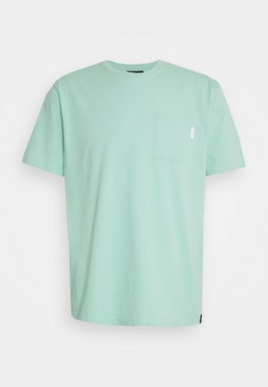 POCKET TEE - Basic T-shirt - faded mint