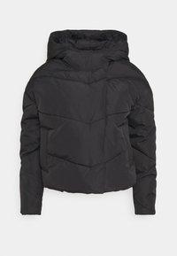 Noisy May Petite - NMWALLY JACKET - Winter jacket - black - 0
