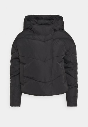NMWALLY JACKET - Winter jacket - black