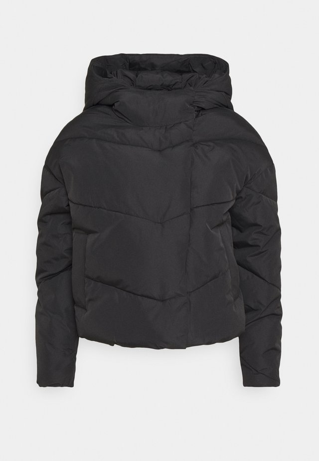 NMWALLY JACKET - Kurtka zimowa - black