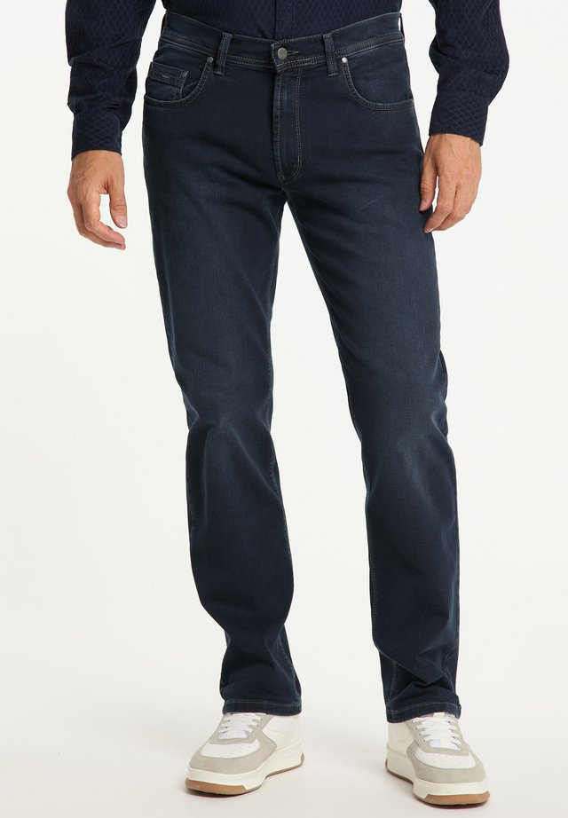 RANDO - Straight leg jeans - dark used