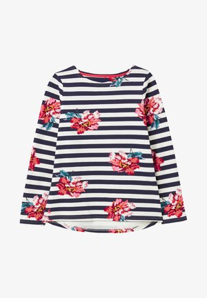 HARBOUR - Long sleeved top - cremefarben floral
