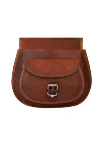 Gusti Leder - Across body bag - brown - 5