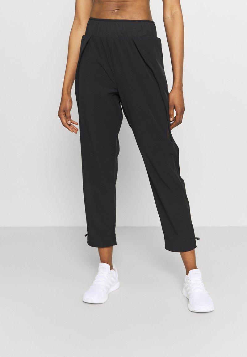 adidas Performance - DANCE PANT - Träningsbyxor - black