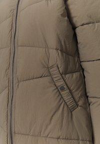 Cream - GAIAGROCR LONG JACKET - Winter coat - khaki - 3
