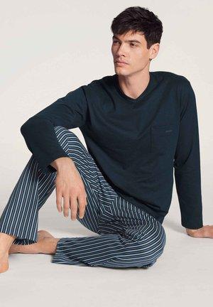 Pyjama set - dark sapphire