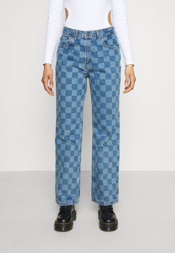 ROOK - Jeans straight leg - blue
