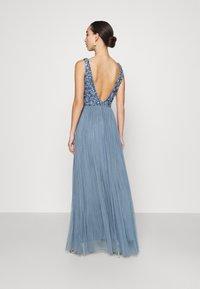 Lace & Beads - ALEXIS MAXI - Společenské šaty - blue - 2