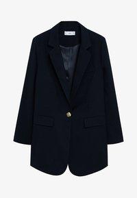 Violeta by Mango - DEAN - Short coat - dark navy - 3