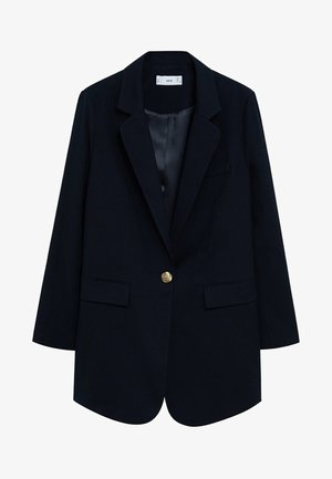 DEAN - Short coat - dark navy