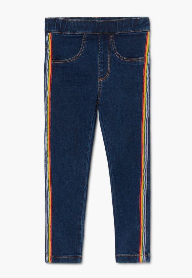 TREGGINGS KID - Skinny džíny - mid blue denim