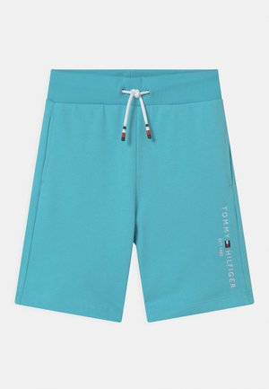 ESSENTIAL - Tracksuit bottoms - seashore blue
