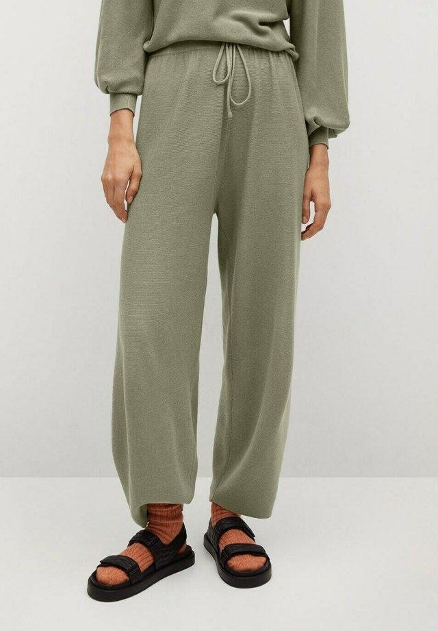 MILAN - Pantalon de survêtement - khaki
