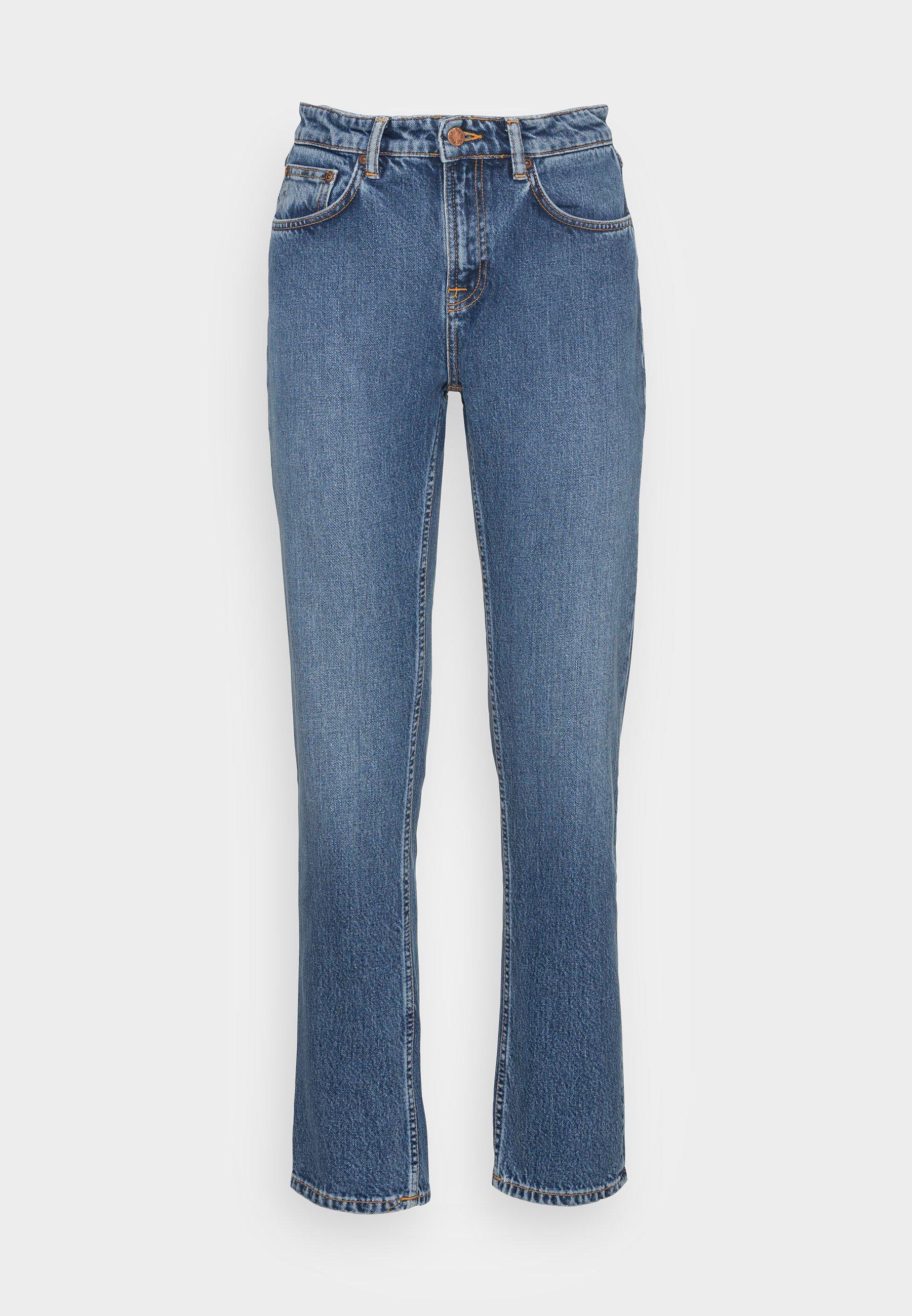 Donna STRAIGHT SALLY INDIGO AUTUMN - Jeans a sigaretta