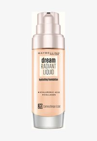 Maybelline New York - DREAM RADIANT LIQUID MAKE-UP - Foundation - 20 cameo - 0