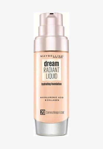 DREAM RADIANT LIQUID MAKE-UP - Foundation - 20 cameo