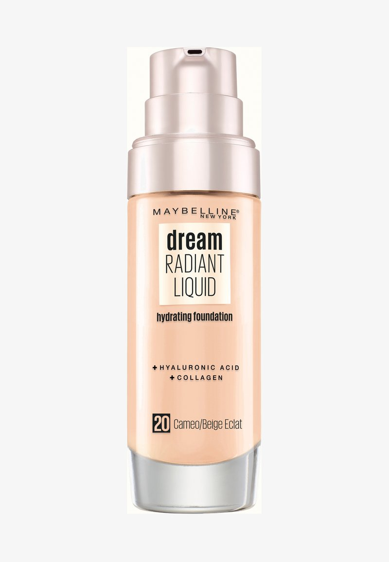 Maybelline New York - DREAM RADIANT LIQUID MAKE-UP - Foundation - 20 cameo