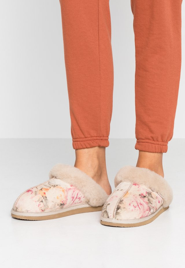 JESSICA - Slippers - multicolor