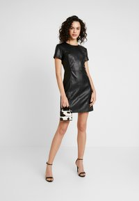 ONLY - ONLMIA DRESS - Kotelomekko - black - 2