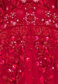 Needle & Thread - SNOWFLAKE PROM EXCLUSIVE - Cocktail dress / Party dress - deep red - 2