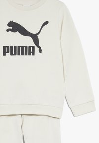 Puma - PUMA X ZALANDO BABY SET - Tuta - silver birch - 5