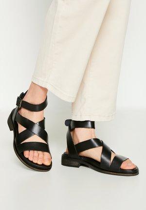 JOANA - Sandals - black