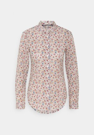 CAMISA LIBERTY - Button-down blouse - multicolor