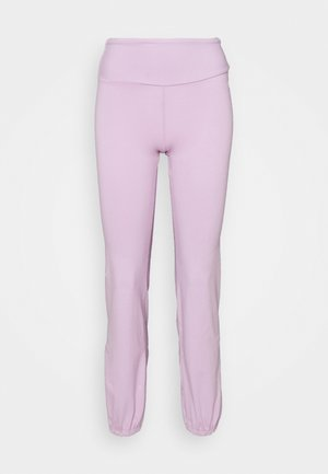JOGGER PANTS - Tracksuit bottoms - lilac