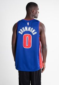 Nike Performance - DRUMMOND DETROIT - Sports shirt - blue - 2
