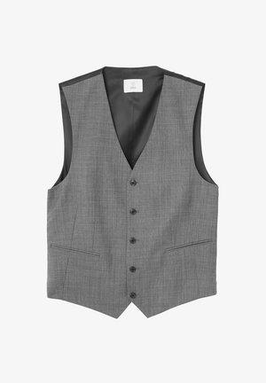 HYPERION  - Suit waistcoat - mid grey