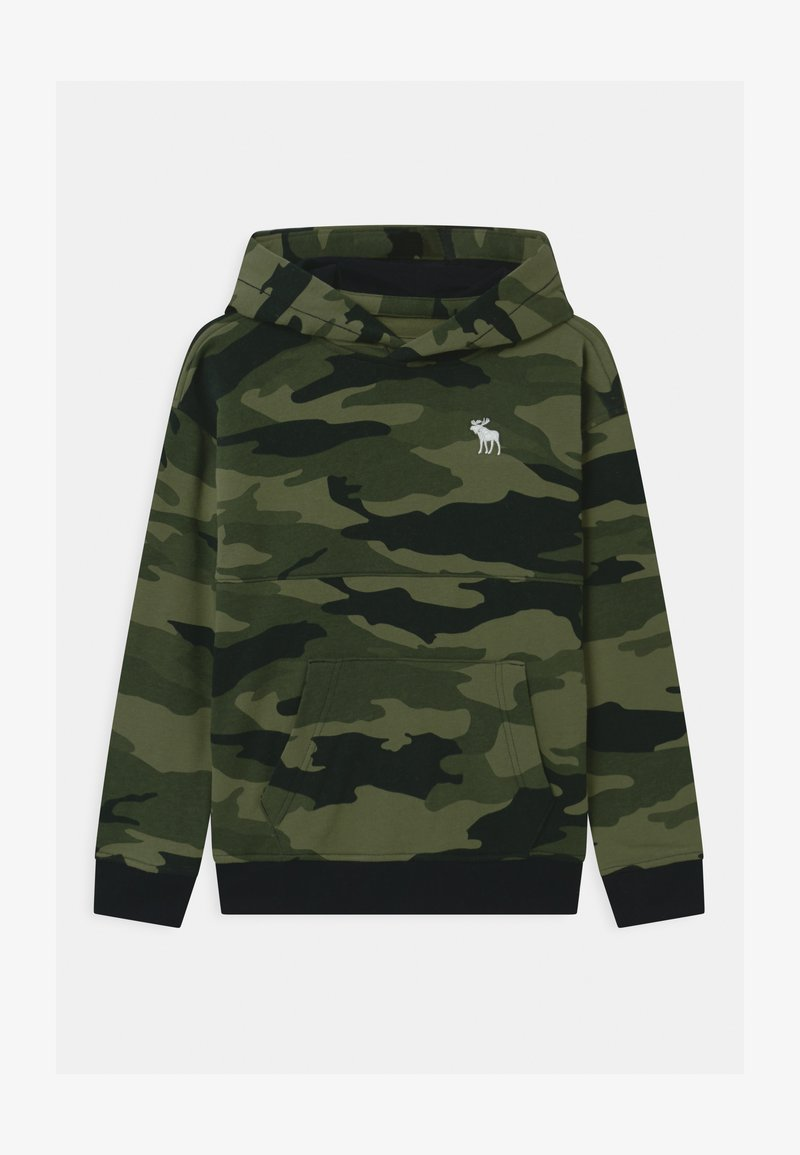Abercrombie & Fitch - Hoodie - green