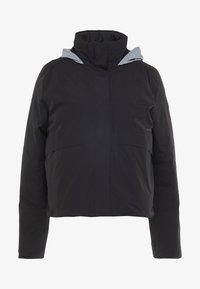 Didriksons - KIM WOMENS JACKET - Winter jacket - black - 8