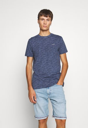 HATCHY - T-shirt z nadrukiem - navy