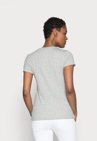 GAP - TEE - T-shirts med print - grey heather - 2