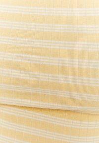 TALLY WEiJL - Top - light yellow - 5