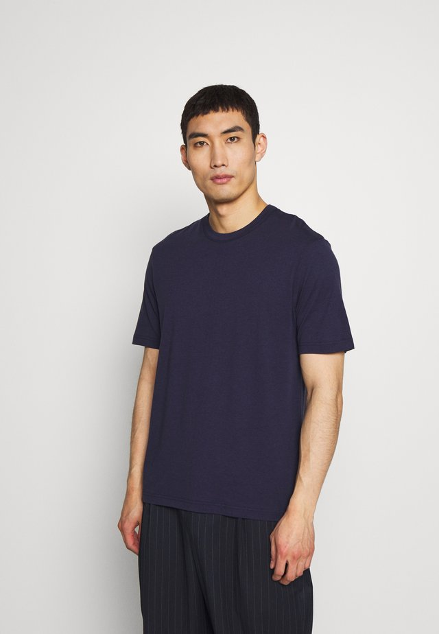 CREW  - Basic T-shirt - navy