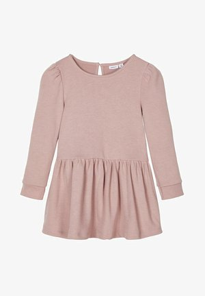 Jumper dress - woodrose