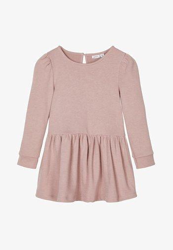 Jumper dress - woodrose
