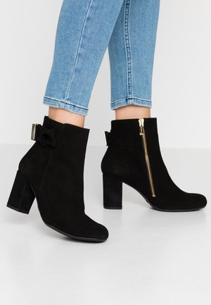 RHONA - Classic ankle boots - black