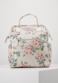 Cath Kidston - HEYWOOD FRAME BACKPACK - Tagesrucksack - warm cream - 0
