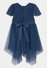 Anaya with love - WRAP HANKY HEM - Cocktail dress / Party dress - indigo blue - 1