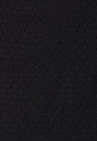 ICHI - OLANDA  - Cardigan - black - 5